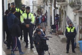 Vecinos de sa Penya denuncian que todas las viviendas vuelven a estar ocupadas ilegalmente