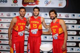 Rudy, Llull y Abrines entran en la lista preliminar para el Eurobasket