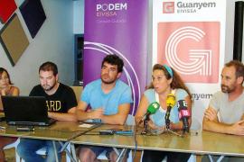 La asamblea de Podemos decide entrar a gobernar con el PSOE en el Consell d'Eivissa
