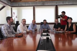 VÍDEO: Ruiz exige ante APB la recuperación para la ciudadanía del espacio que ocupa el edificio de Es Martell