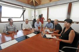 Autoritat Portuària insiste en un nuevo edificio en es Martell y Vila en la plaza pública