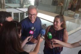 VÍDEO: Viviana de Sans, Podemos, será la vicepresidenta del Consell