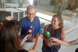 Podemos-Guanyem logra un gobierno paritario en el Consell con De Sans de vicepresidenta