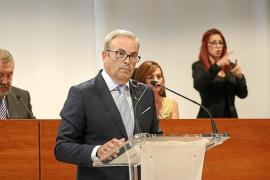 Vicent Torres asume la presidencia del Consell d'Eivissa para liderar «un cambio profundo»