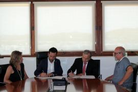 Vila y Endesa garantizan el suministro a las familias sin recursos