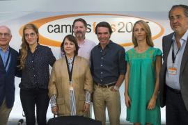 Aznar asegura que «no pactar con los populistas es la primera regla para evitar que haya populismo»
