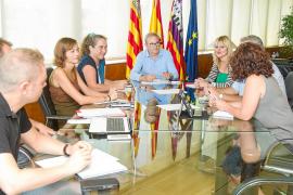 Torres reúne por primera vez a sus consellers para planificar el arranque del nuevo gobierno