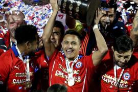Un histórico Chile se proclama campeón de la Copa América en los penaltis