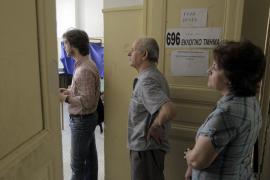 El referéndum griego se desarrolla con normalidad y sin contratiempos