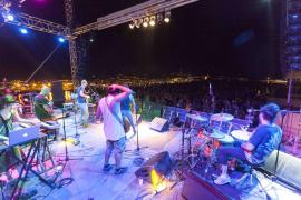 Vila no permitirá más conciertos en el Baluarte de Santa Llúcia