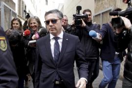Presunto delito de desobediencia contra los abogados que grabaron la declaración de la infanta