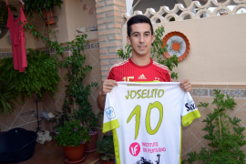 El Palma Futsal amplia el contrato de Joselito hasta 2017