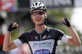 Tony Martin se adjudica la cuarta etapa del Tour de Francia