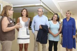 Vicent Torres reclama más dinero para el hospital residencia Cas Serres