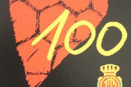 El Mallorca presenta el 'logo' del centenario