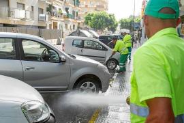 Ruiz quiere para Vila un servicio moderno de limpieza antes de que finalice el año