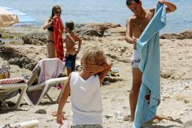 La isla de Eivissa atraviesa por la ola de calor más acentuada de la última década