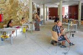 Artesanía para dinamizar el barrio de sa Penya