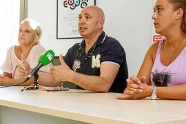 CCOO denuncia el bloqueo de las urgencias de Sant Antoni  por las intoxicaciones etílicas