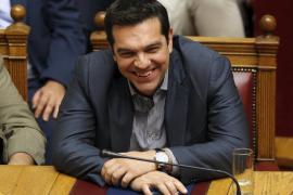 El Parlamento griego aprueba el plan de reformas de Tsipras