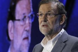 Rajoy: «Está en juego que la tarea continúe o se pierda todo lo conquistado»