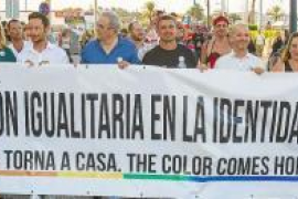 La marcha de todos los colores