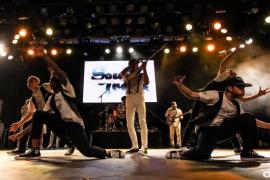 Hip hop de la mano de GET BACK en Sa Màniga