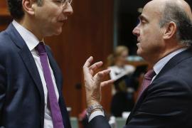 Dijsselbloem se impone a De Guindos como presidente del Eurogrupo