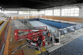 La piscina de Can Misses vuelve a abrir tras permanecer más de 4 años cerrada