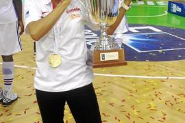 Ana López: «Más que esperar el oro, lo deseaba»