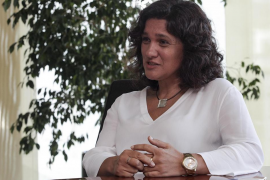 Pepa Marí Ribas: «Quiero frenar la sensación de impunidad que hay del transporte público y taxis pirata»