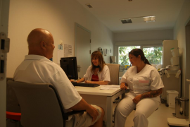 VÍDEO: El Hospital de Formentera cuenta desde hoy con consultas de reumatología