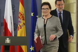 Rajoy: «No va a haber independencia de Cataluña»