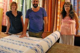 Teixits Vicens reinventa la roba de llengües