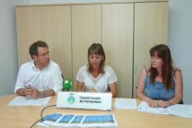 Formentera se ve obligada a tomar precauciones para ahorrar agua