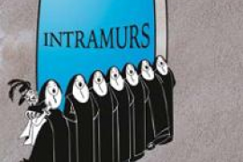La alocada comedia 'Intramurs' llega a Sa Congregació de sa Pobla