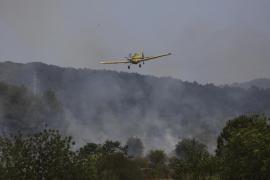 Incendio en Santa Gertrudis