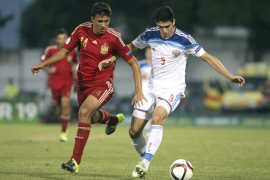 España, con Marco Asensio, se proclama campeona de Europa Sub-19