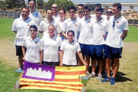 Balears, doble subcampeona nacional