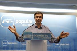 Vidal: Bauçà y Sagreras no serán vicepresidentes