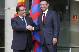 Bartomeu toma posesión del cargo como presidente del FC Barcelona