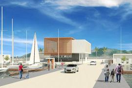 La entidad 12 Millas invertirá 11 millones en el Club Náutico Ibiza y arremete contra la gestión actual