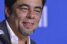 Star Wars VIII podría contar con Benicio del Toro como villano
