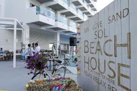 Sol Beach House Ibiza alcanza una ocupación del 90 por ciento en julio