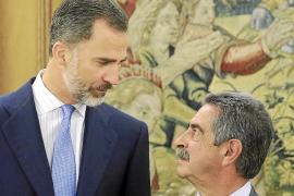 Revilla revela que el Rey ve «irreconducible» el plan soberanista de Mas