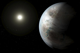 La NASA halla un planeta habitable similar a la Tierra