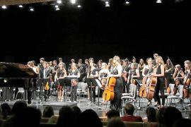 Los músicos jóvenes de Eivissa piden paso con una gran actuación