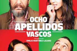 'Ocho apellidos vascos' abrirá el Cinema a la fresca