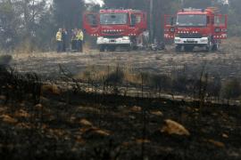 El causante del incendio de Ódena se entrega y alega que fue un accidente