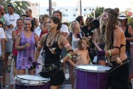 Trió histórico de ases en el Ibiza Reggae Festival